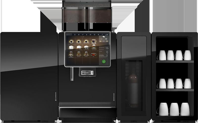 Sweet Coffee - Franke espressomaskin